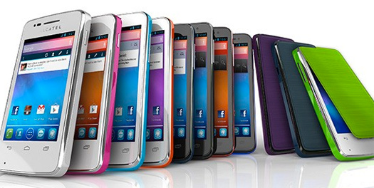 Alcatel One Touch Pop serie