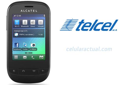 Alcatel OT-720 Pond en México con Telcel