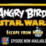 Angry Birds Star Wars se actualiza con 20 niveles en episodio Hoth
