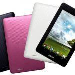 ASUS MeMo Pad con Android Jelly Bean es presentada