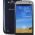 Smartphone B5000 de 4.7 pulgadas desbloqueado Android ICS en México