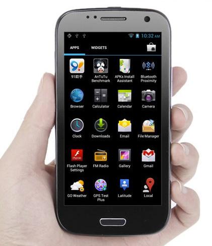 Smartphone B5000 de 4.7 pulgadas para México