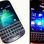 BlackBerry X10 filtrado en imágenes