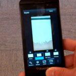BlackBerry 10 y su cámara con Foto filtros en video y foto ejemplo