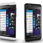 BlackBerry Z10 es anunciado oficialmente