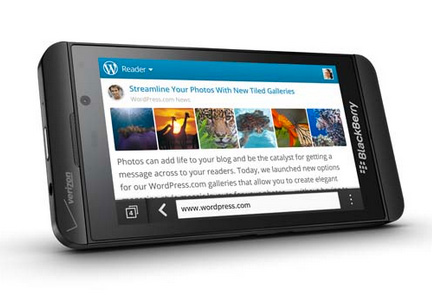 Blackberry Z10 Oficial Celular Actual M 233 Xico