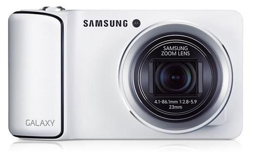 Samsung Galaxy Camera en México con Telcel