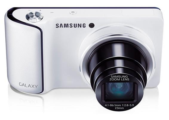 Samsung Galaxy Camera EK-GC100 con Telcel en México