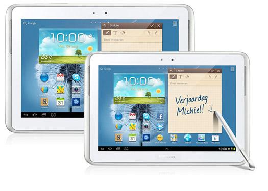 Samsung Galaxy Note 8.0 no oficial