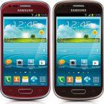 El Galaxy S III Mini y sus nuevos colores son presentados