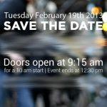 HTC anuncia evento el 19 de febrero podría presentar el poderoso M7