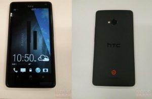 HTC M7 aparece en color negro en nuevas imágenes filtradas