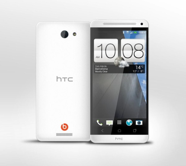 HTC M7 color blanco Android