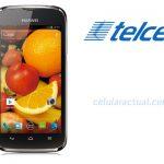 Huawei Ascend P1 LTE U9202L-3 ya en Telcel