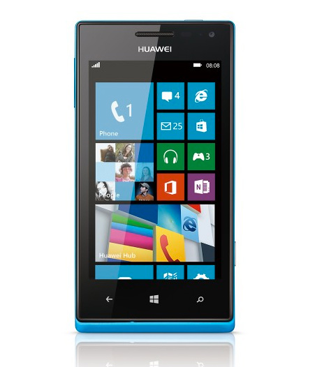 Huawei Ascend W1 con Windows Phone 8