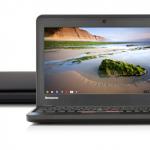 Lenovo presenta la ThinkPad X131e su primer Chromebook