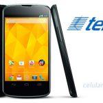 LG Nexus 4 está por venderse en México con Telcel