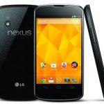 Rumor: LG detiene producción del Nexus 4 para producción de nuevo Nexus