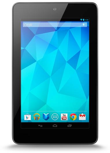 Nexus 7 supera a iPad mini, es la más popular en Japón