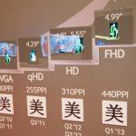 Samsung anuncia pantalla de 4.99 pulgadas 1080p ¿del Galaxy S IV?