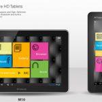 Polaroid presenta sus tablets M10 y M7 con Jelly Bean