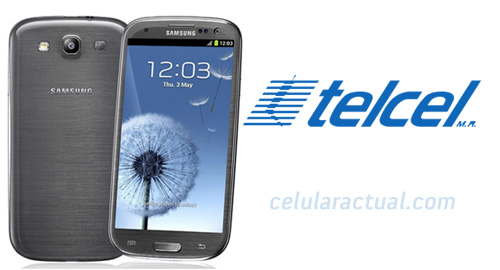 Samsung Galaxy S III LTE I747 ya en México con Telcel