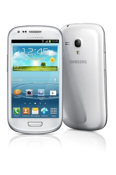 Samsung Galaxy S III mini con NFC  es anunciado