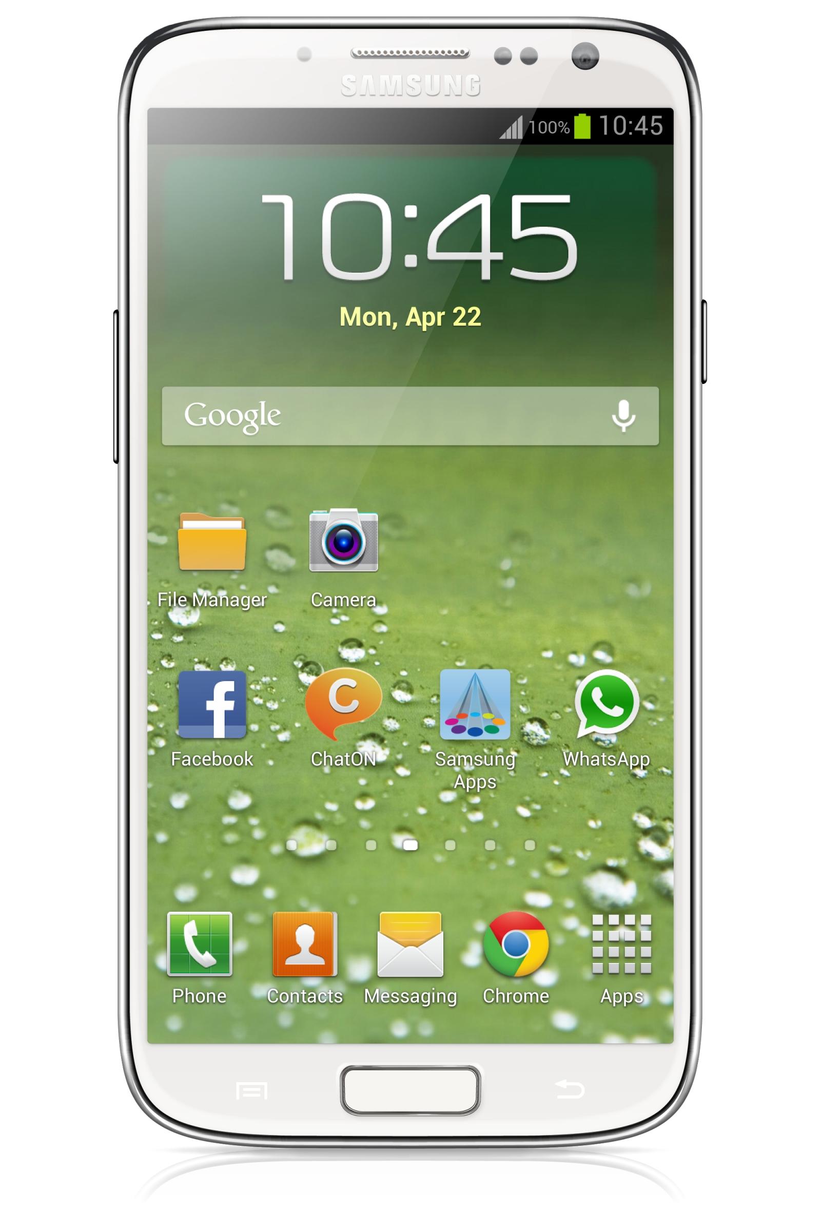 Samsung Galaxy S IV aparece en Picasa GT-I9500