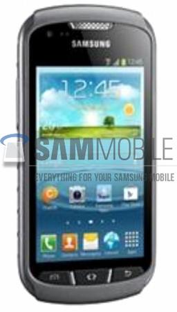 Samsung Galaxy Xcover 2 filtrado