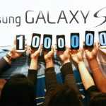 Samsung Galaxy S series vende 100 millones de dispositivos