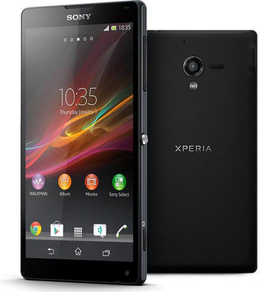 Sony Xperia ZL pronto en México