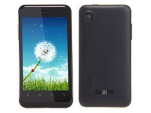 ZTE anuncia el Blade C, un Android Jelly Bean barato