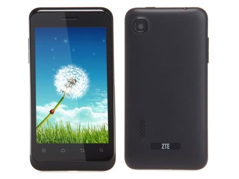 ZTE anuncia el Blade C un Android Jelly Bean para las masas