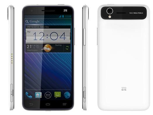 ZTE Grand S  5 pulgadas 1080p más delgado del mundo
