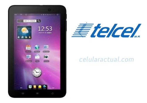 ZTE Light Tab 2 V9A en México con Telcel