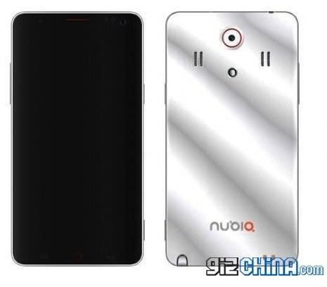 ZTE Nubia Z7 con 6.3 pulgadas 1080p, procesador 8-core