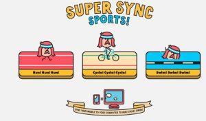 Chrome Super Sync Sports juega con la pantalla touch de tu smartphone en tu computadora