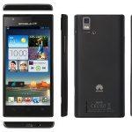 Huawei Ascend P2 lanzado oficialmente en Japón