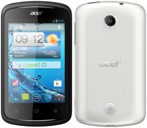 Acer Liquid Z2 un Android Jelly Bean dual-Sim es anunciado