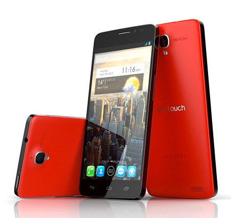 """Alcatel One Touch Idol X con Android 4.2 5"""" 1080p"""