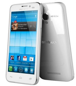 Alcatel One Touch Snap y Snap LTE son anunciados