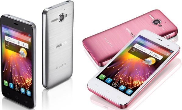 Alcatel One Touch Star con Android Jelly Bean