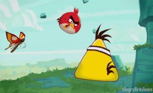 Angry Birds Toons la caricatura llega el 16 de marzo mira el trailer