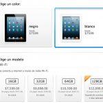 iPad de 128 GB ya a la venta en México, precios oficiales
