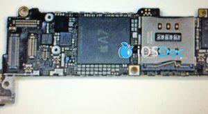 El iPhone 5S y su chipset A7 en foto y detalles se filtran