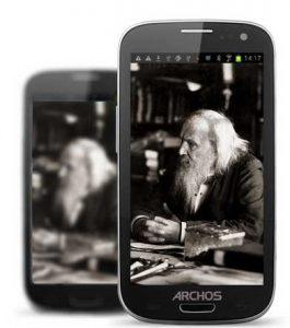 Archos lanzará pronto sus primeros smartphones: 48 Platinum, 52 Titanium y 35 Carbon