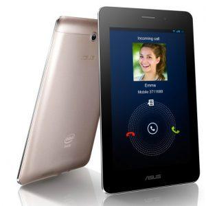 Asus anuncia la Fonepad su tablet Android con Intel