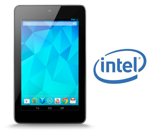 Asus Tablet Intel logo