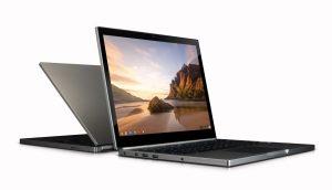 Google presenta la Chromebook Pixel con pantalla touch WiFi y LTE