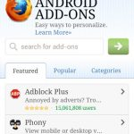 Firefox 19 para Android ahora con Temas (themes)